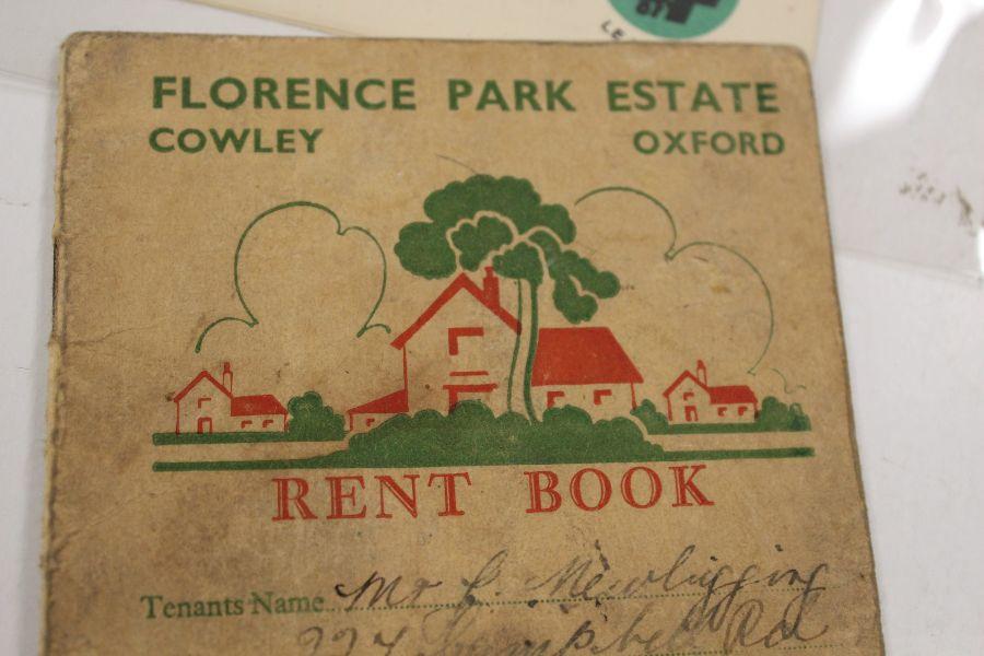 Florence Park rent book