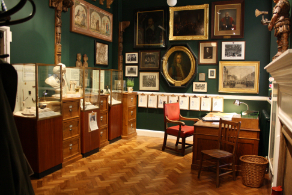 An image of the office from the Explore Oxford galleries.
