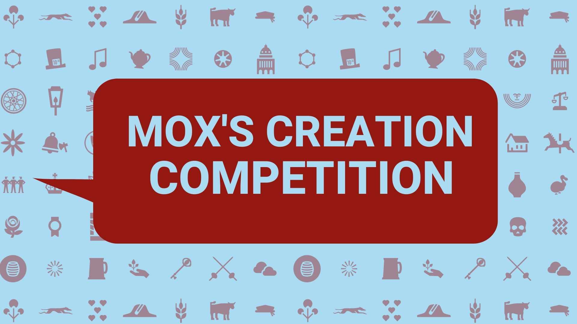 MOX's Creation Competition Logo