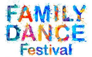 Family Dance Festival Logo