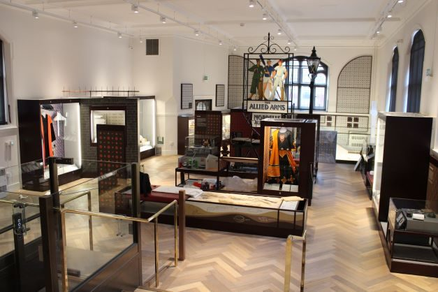 Gallery 1 in the Museum of Oxford